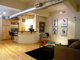 Capitol Lofts in Downtown Houston